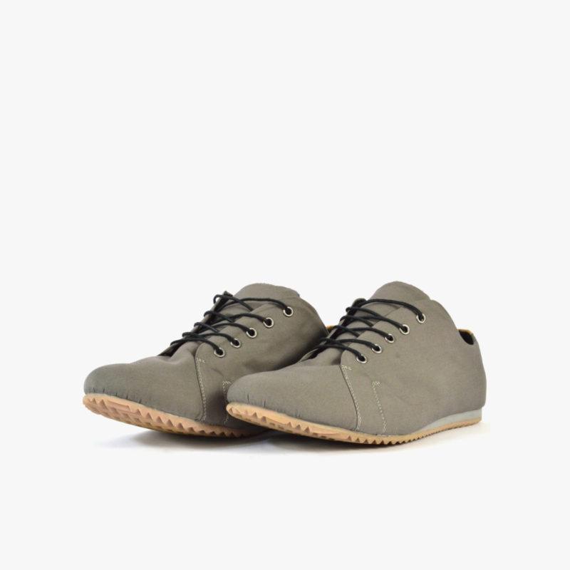 SORBAS vegane Sneaker grau damen herren