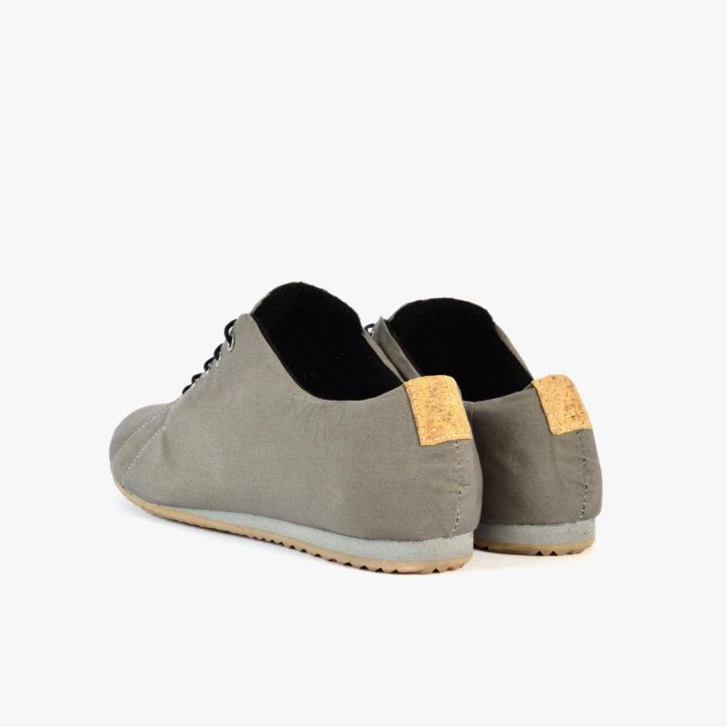vegane Schuhe vegane Sneaker grau damen herren