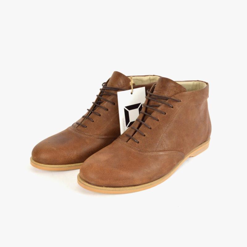 faire Stiefeletten, faire Schuhe aus Leder