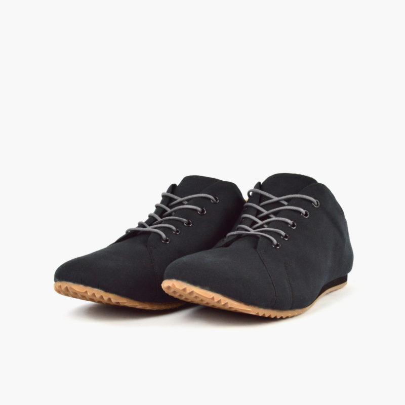 vegane Schuhe Schwarz Herren Damen