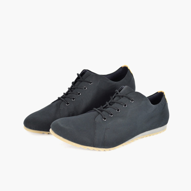 vegane Schuhe Schwarz