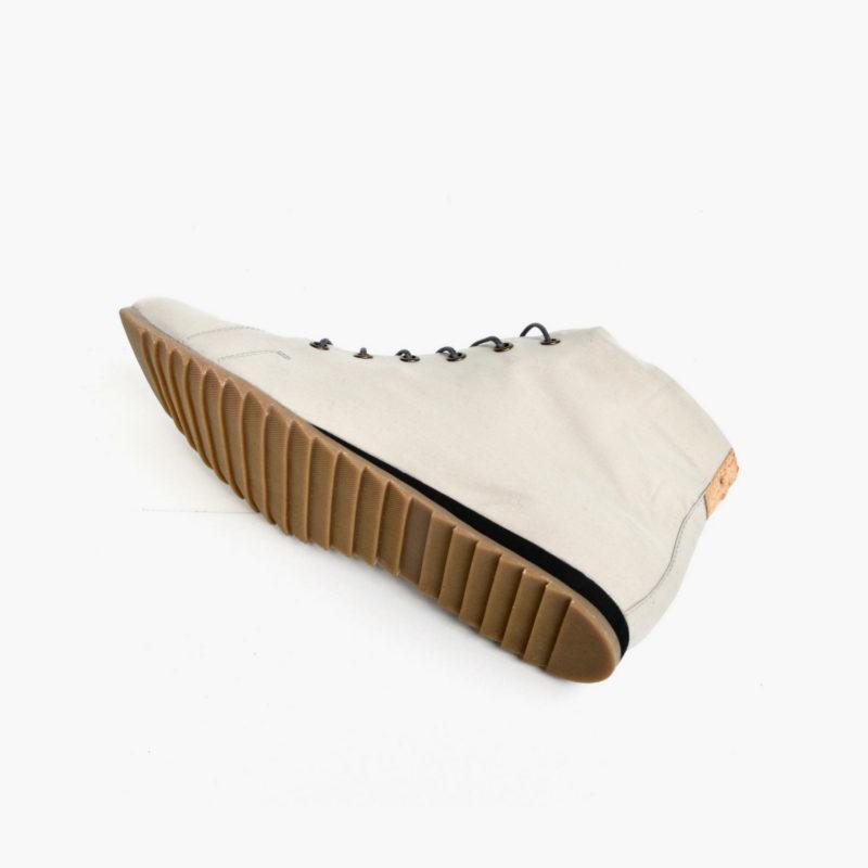 high top sneaker hellgrau unisex