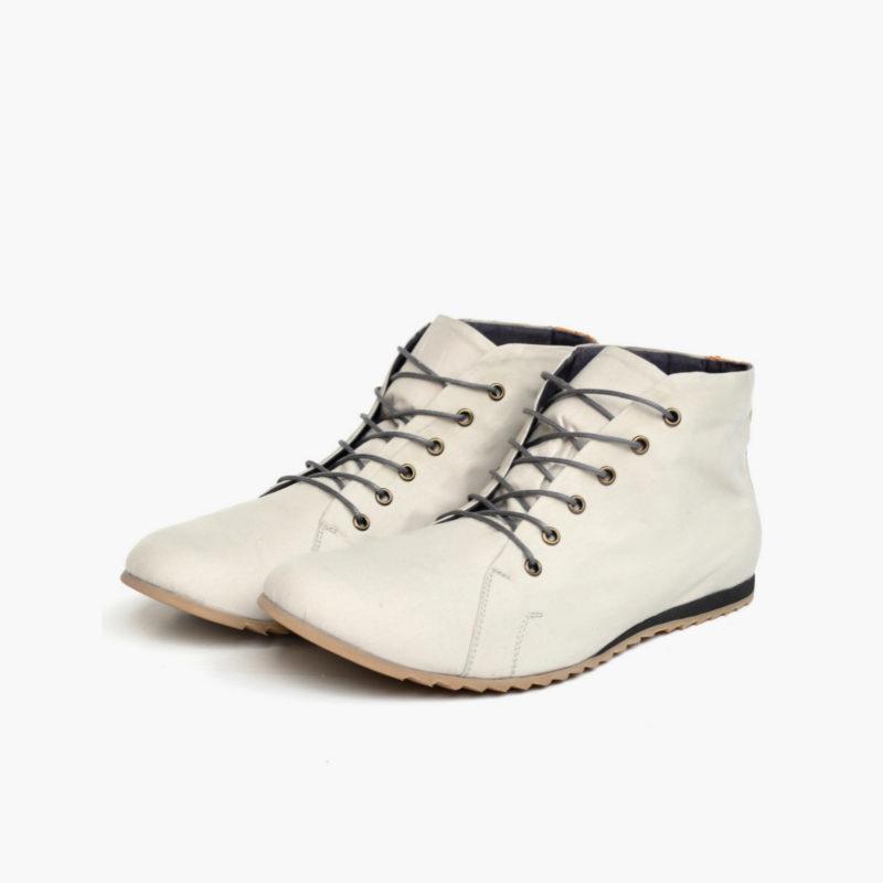 high top sneaker hellgrau unisex damen herren sorbas 66