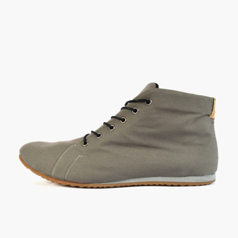 sorbas shoes vegan grey
