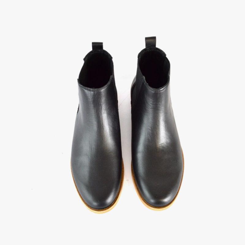 chelsea boots schuhe stiefel schwarz