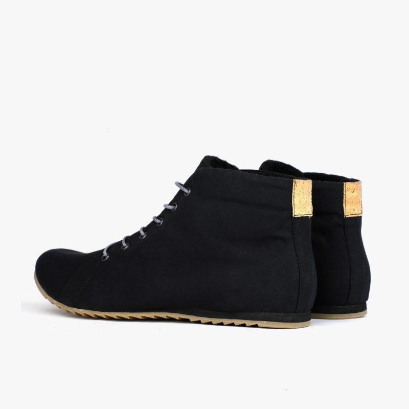 elegante sneaker schwarz