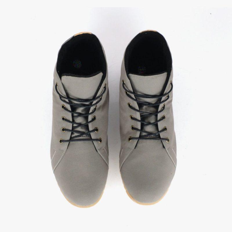 nachhaltige sneaker grau damen herren leicht bequem