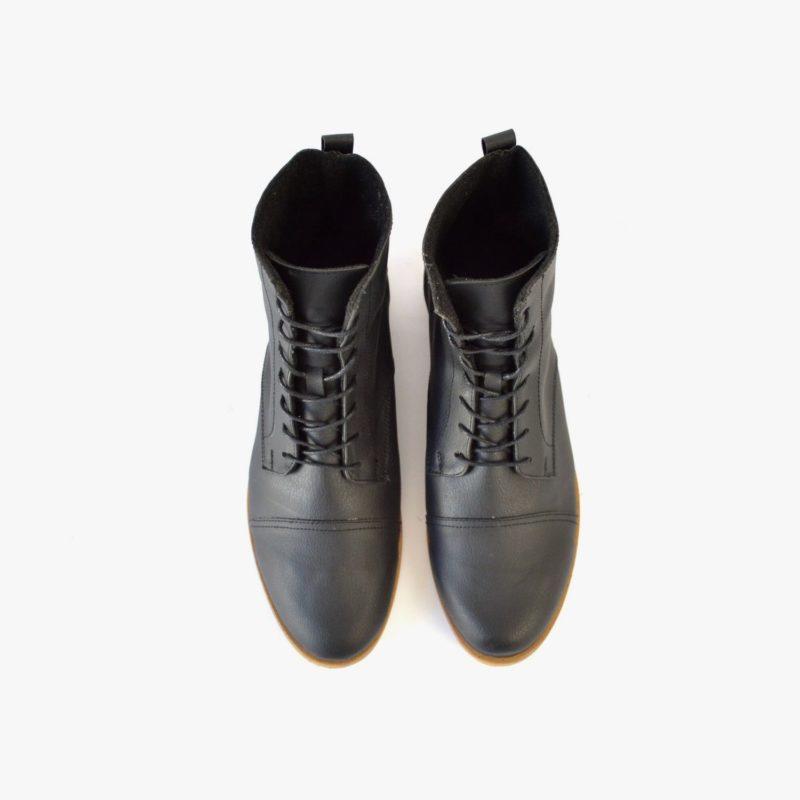 sorbas 89v schwarz vegane stiefel