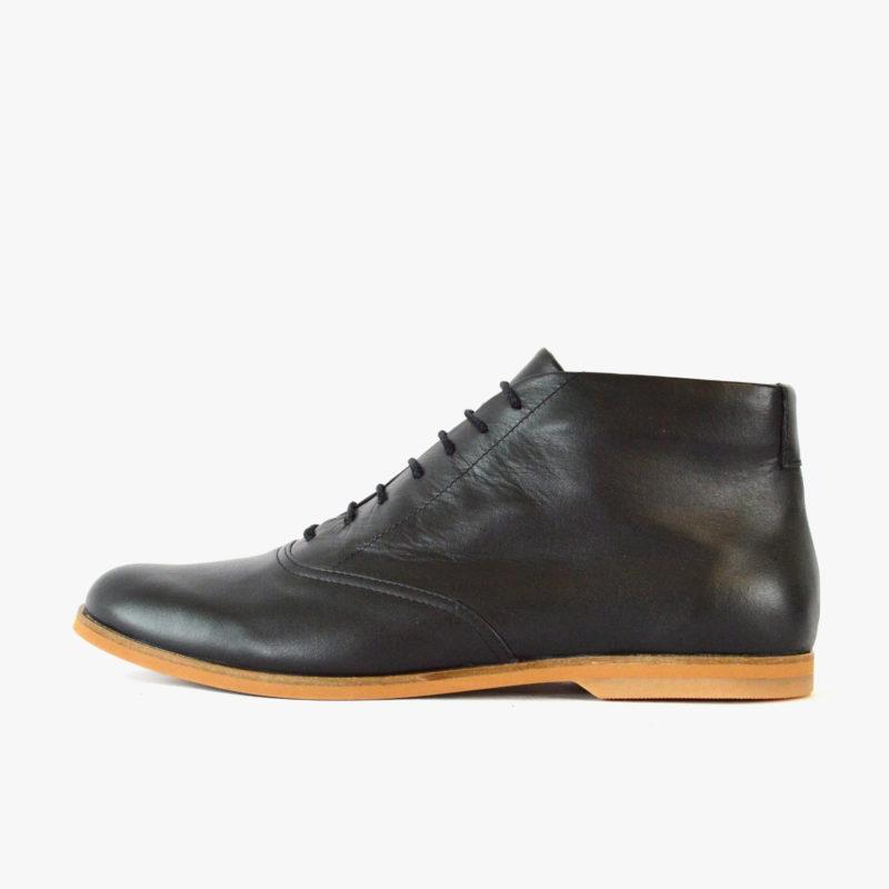 boots black mens