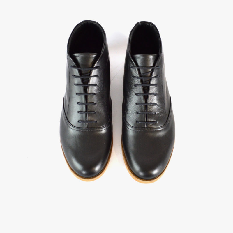 boots black mens ethically made