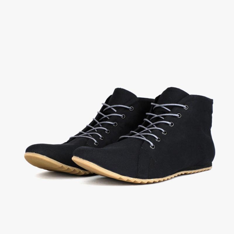vegane sneaker schwarz
