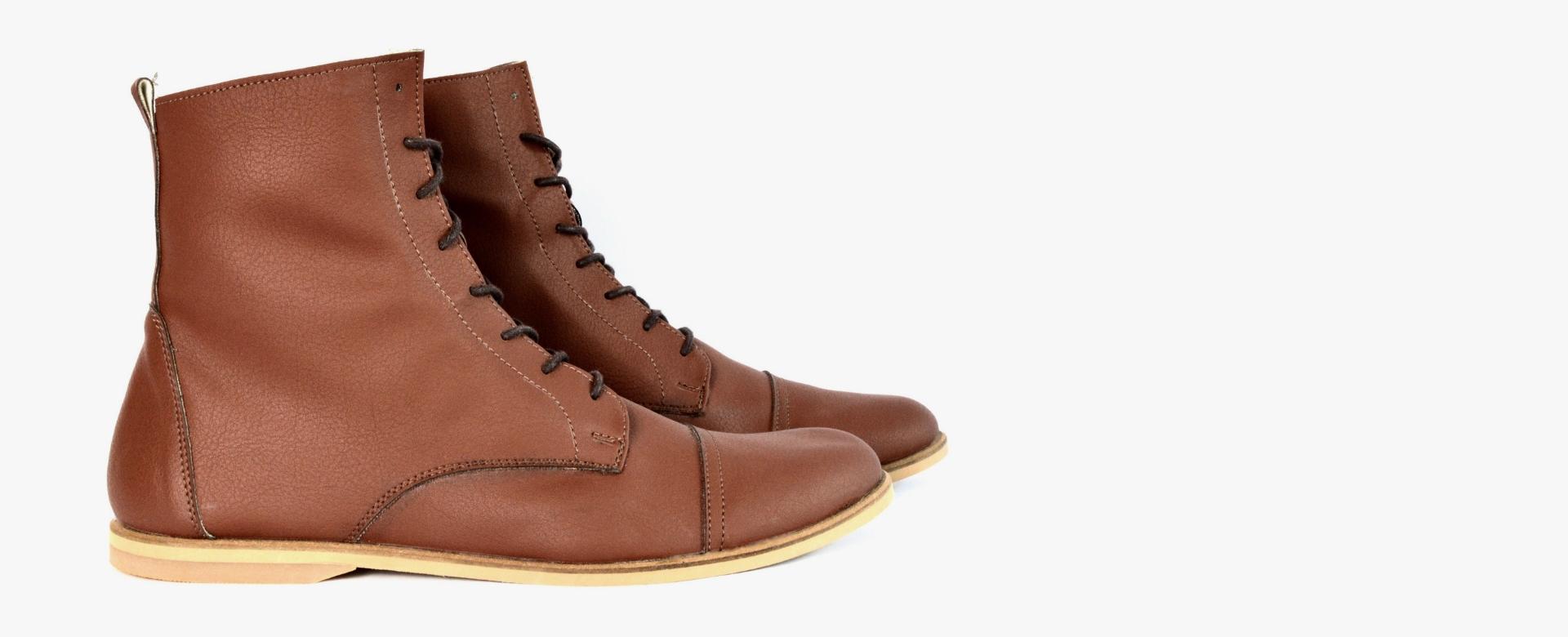 Vegane Schuhe und vegane Stiefel