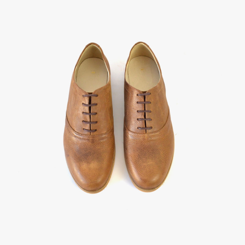 ethically made oxford shoes womens