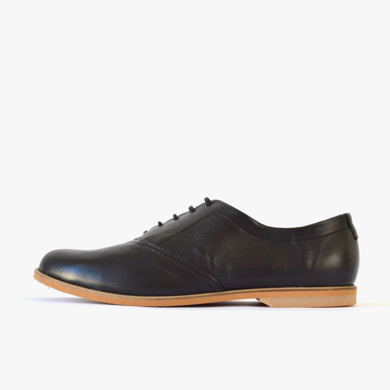ethical black oxford shoes