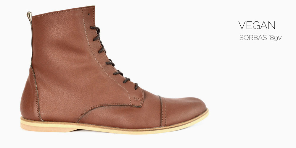 vegane stiefel boots vegan braun schuhe
