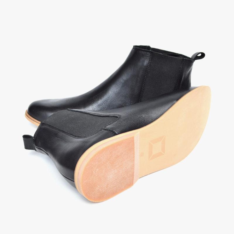 vegan shoes chelsea boots unisex