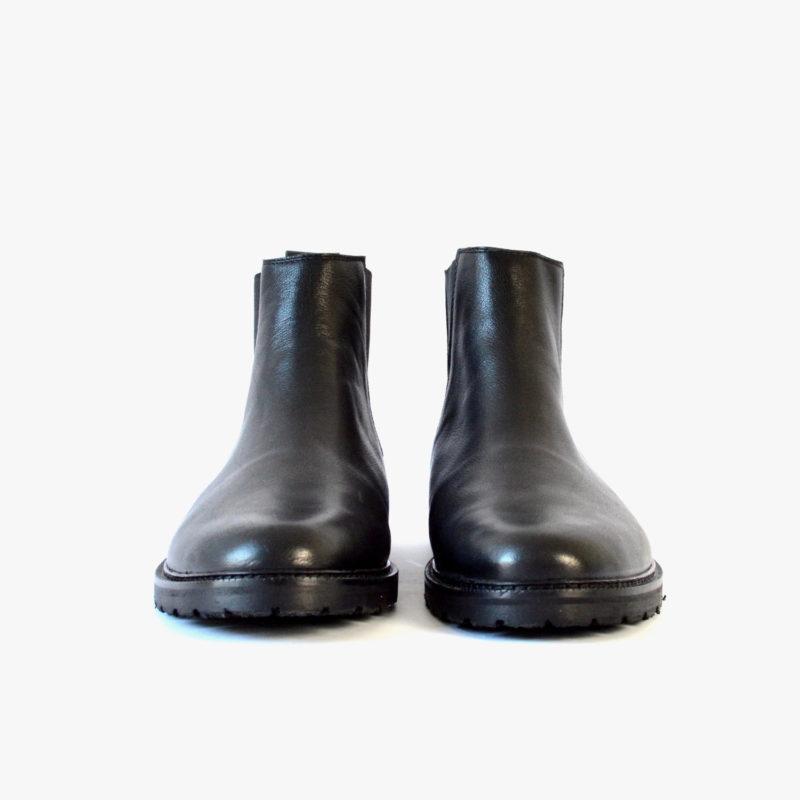 sorbas chelsea boots winter schwarz