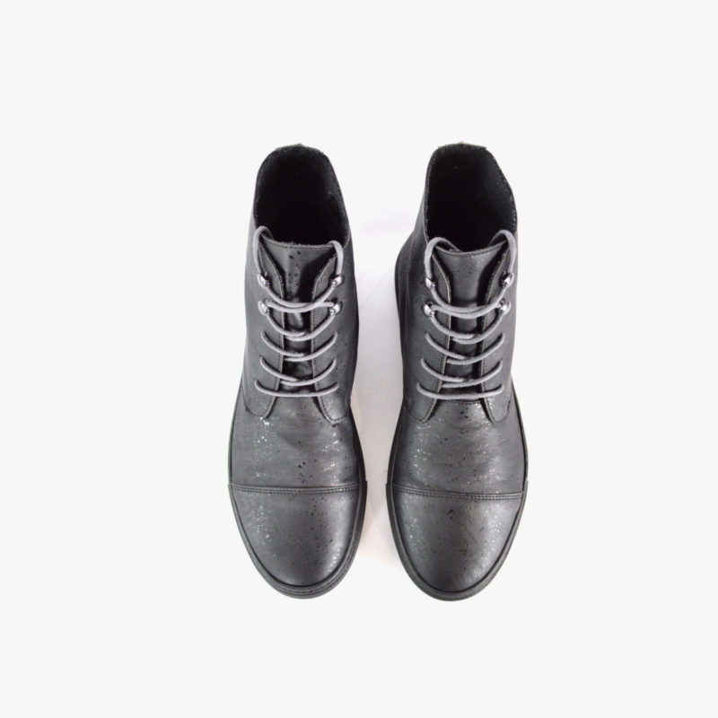 vegane boots schwarz stiefel damen herren
