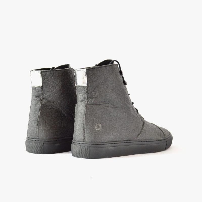 vegane stiefel boots sorbas schuhe ananas schwarz