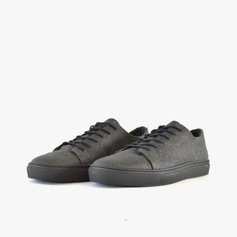 vegane sneaker schwarz 72