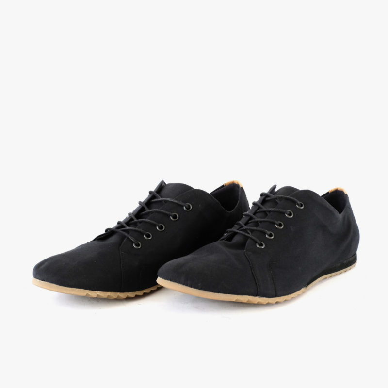 fair vegan shoes black