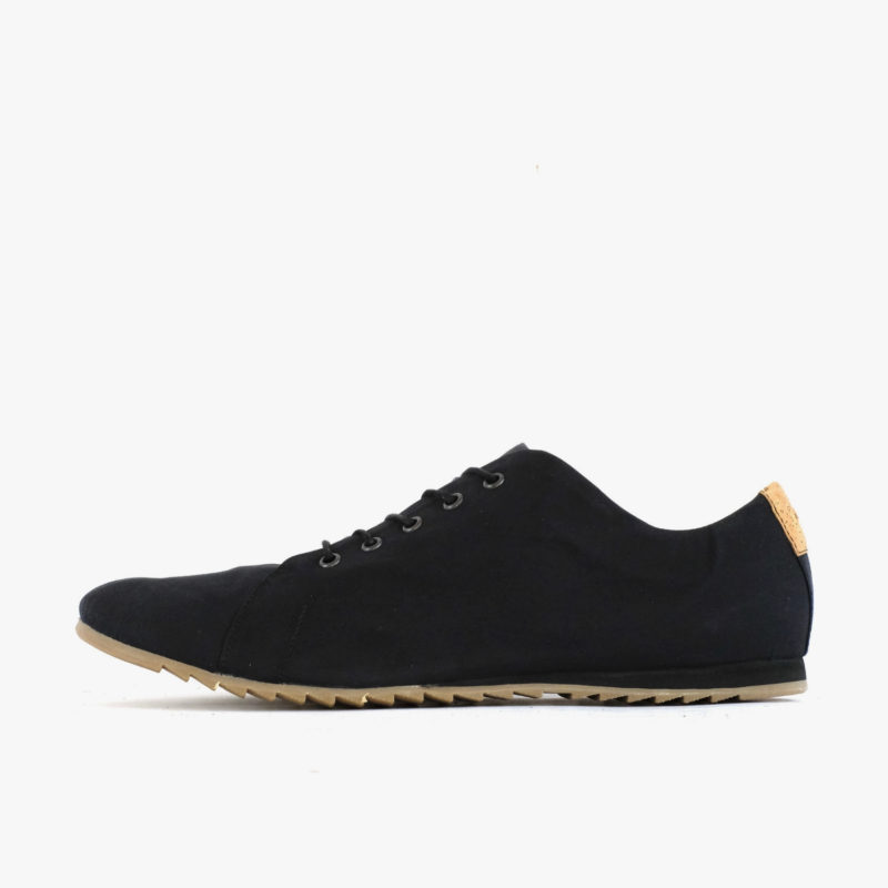 fair vegan shoes black organic