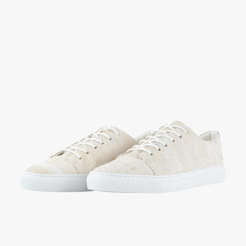 kork weiss schuhe sneaker