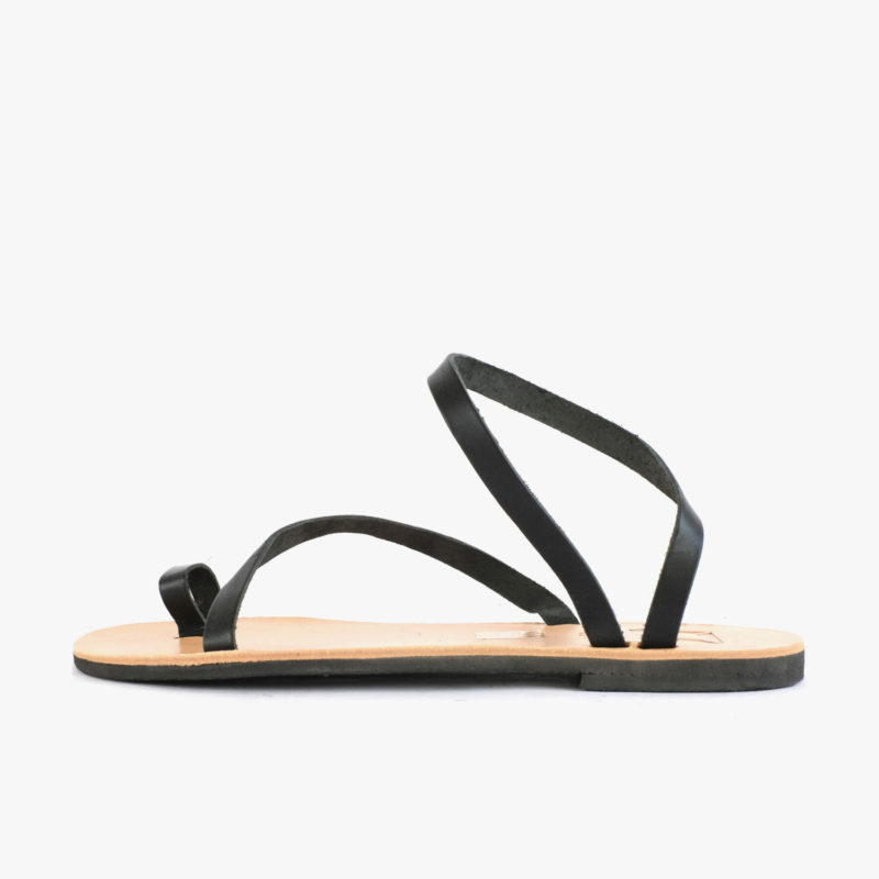 riemchensandaletten schwarz damen nachhaltige sandalen