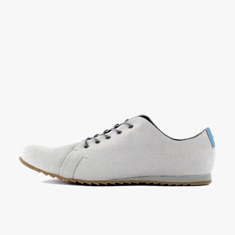 Sneaker Baumwolle Unisex vegan Grau