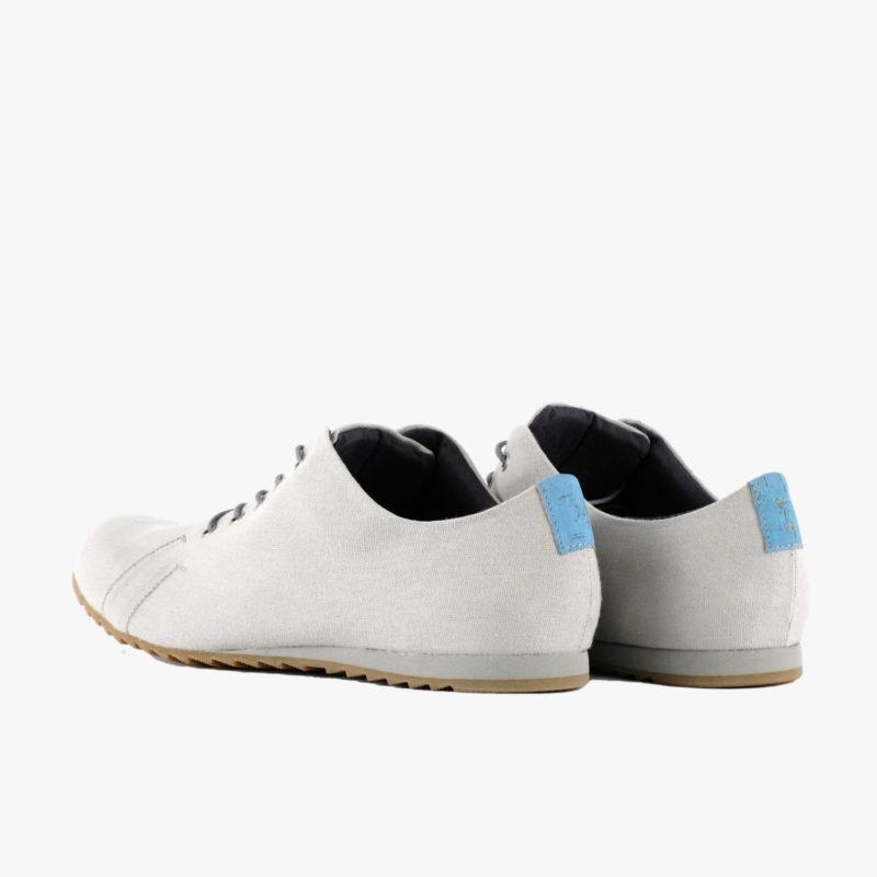 Sneaker Canvas Unisex vegan Grau