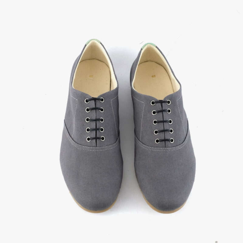 grey shoes vegan