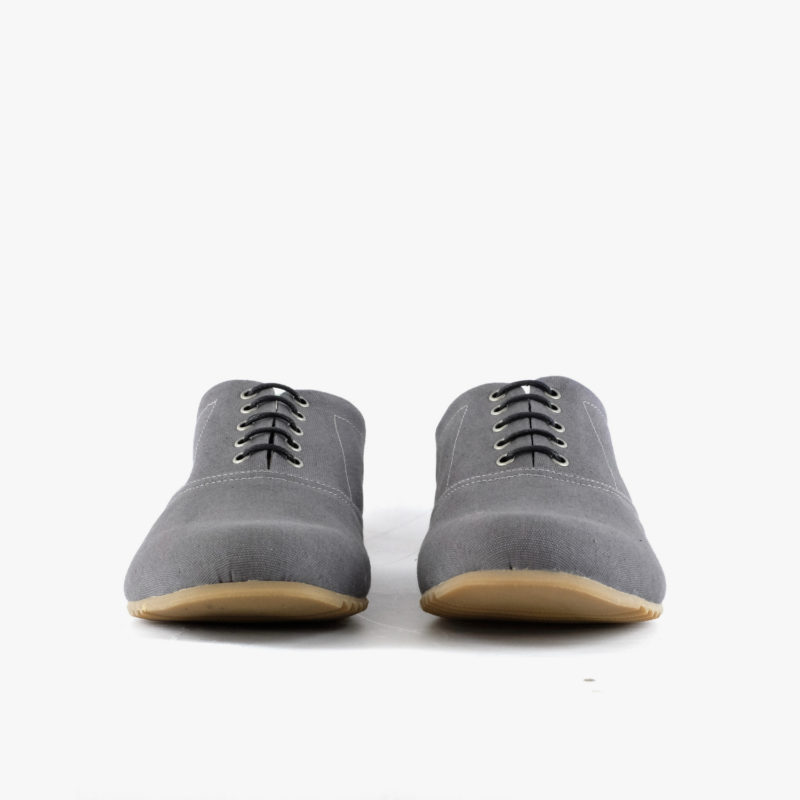 vegan shoes grey eco fair