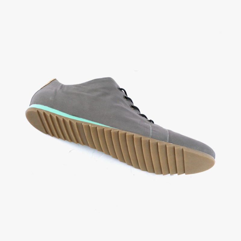 vegan sneakers grey