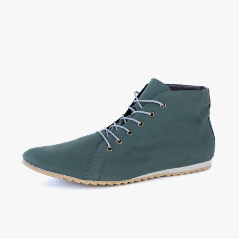 vegan sneakers green