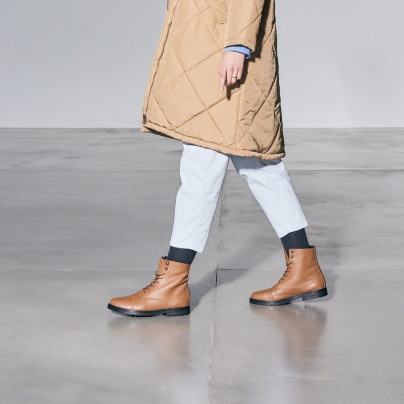 94 hellbraune stiefel boots