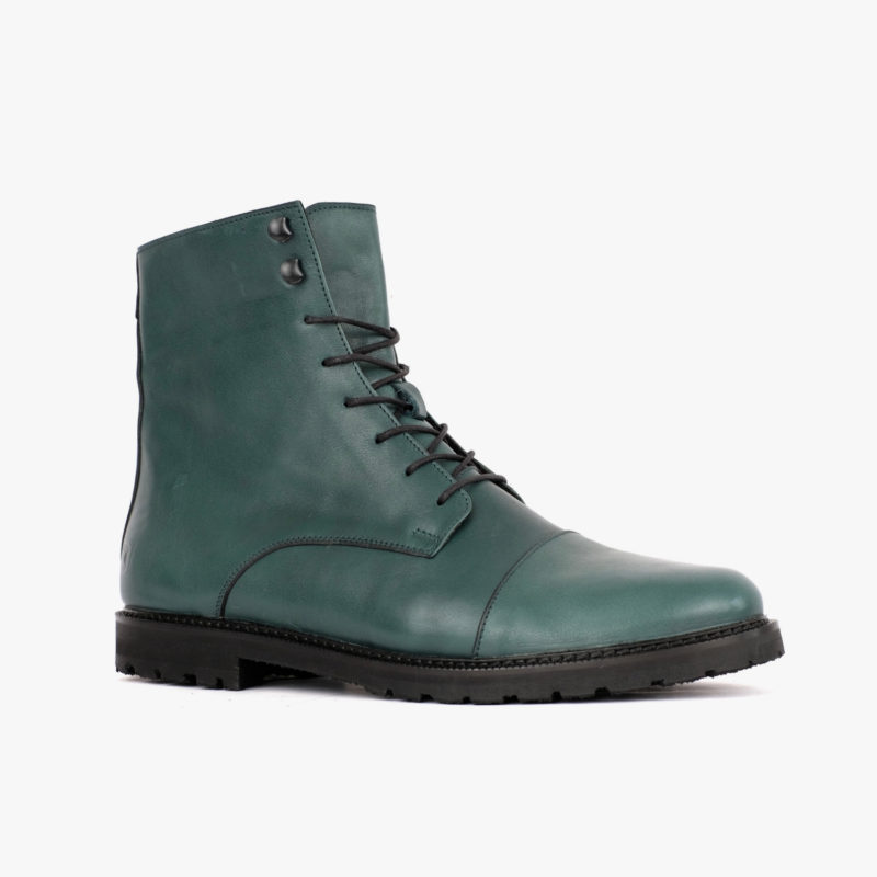 fair work boots green