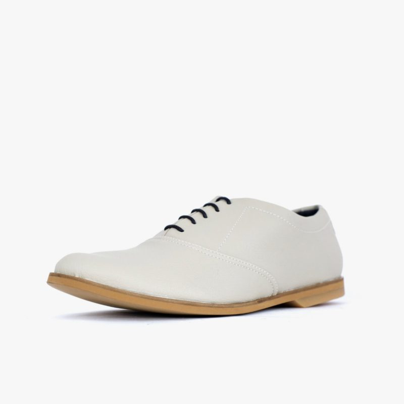 Oxford shoes faux leather vegan