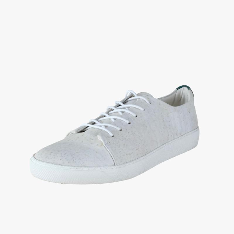 cork sneakers white vegan
