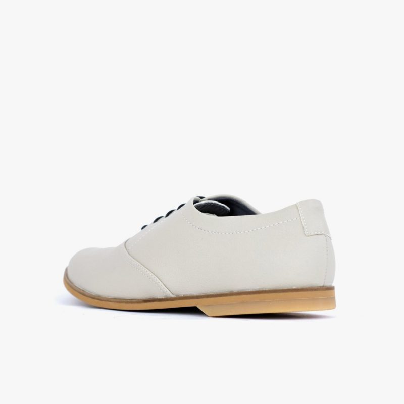 Oxford shoes faux leather