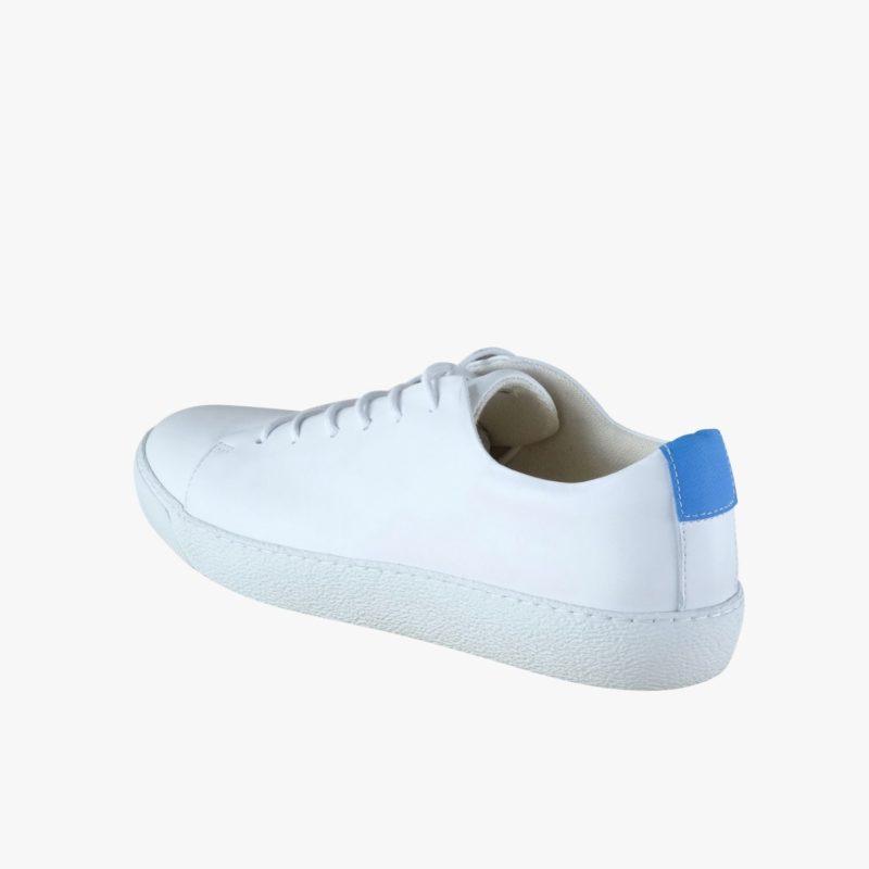 sneaker weiss blau quadrat sorbas schuhe