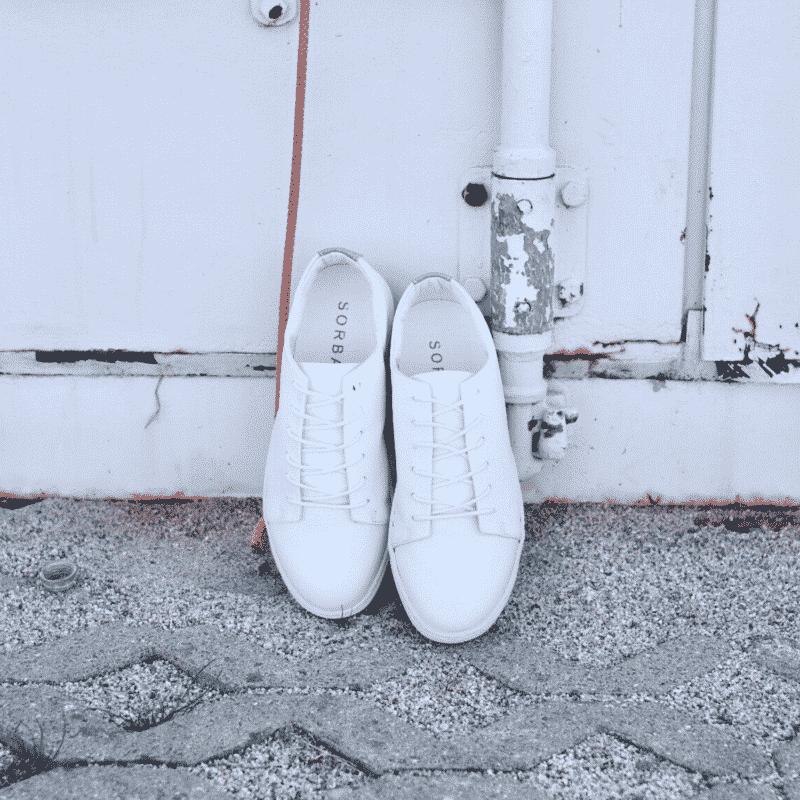 sorbas 82 weisse sneaker