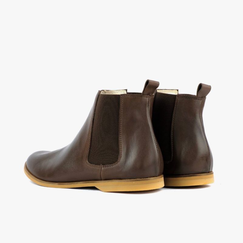 sorbas 88 braune chelsea boots 2