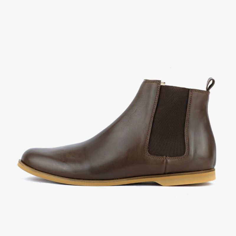 sorbas 88 braune chelsea boots