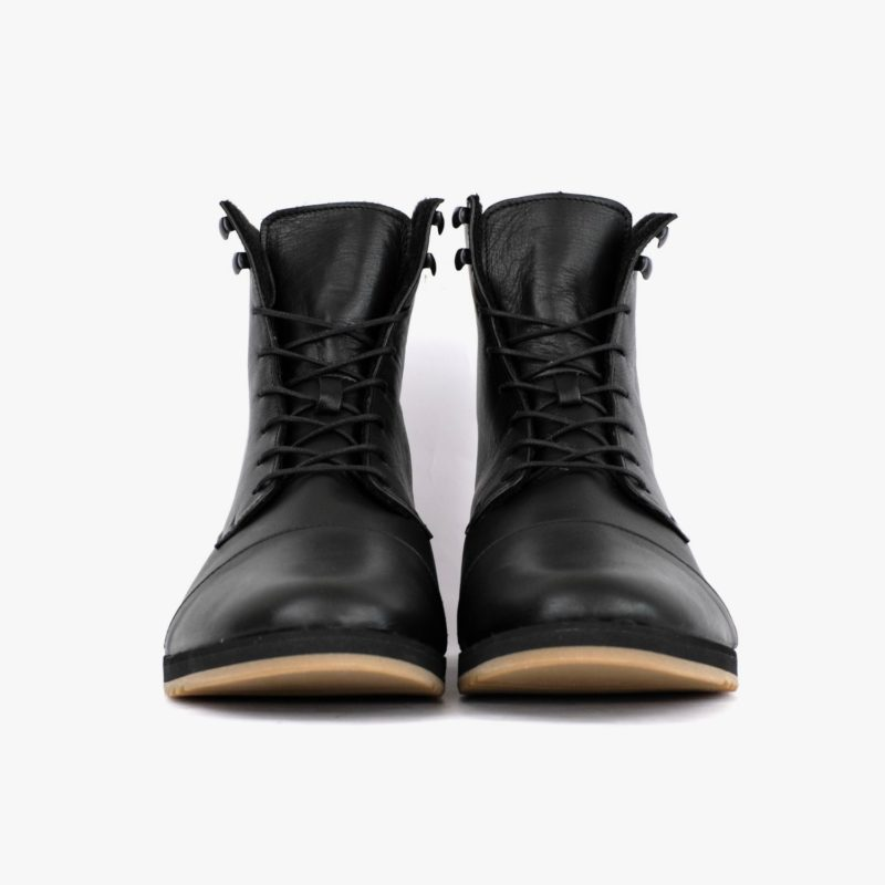 boots black women men