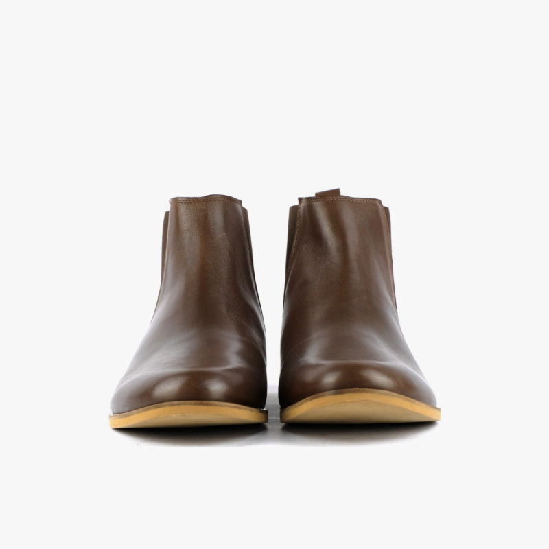 chelsea boots leather