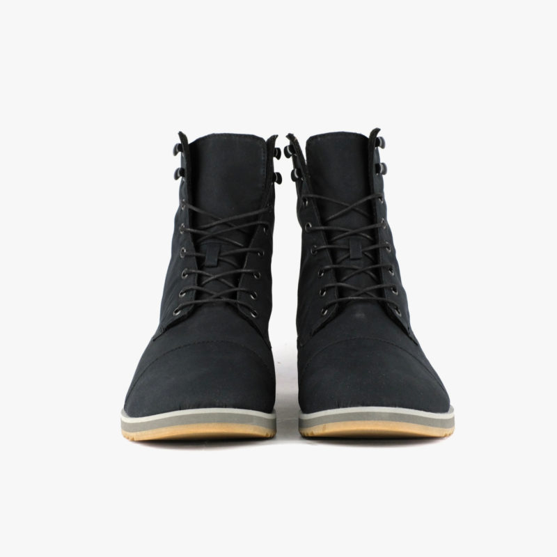 fairly produced vegan boots
