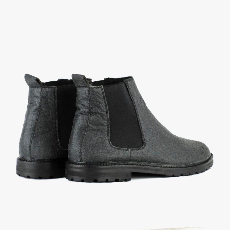 vegane chelsea boots