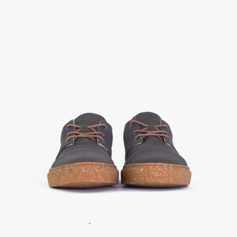 nachhaltige sneakers anthrazit