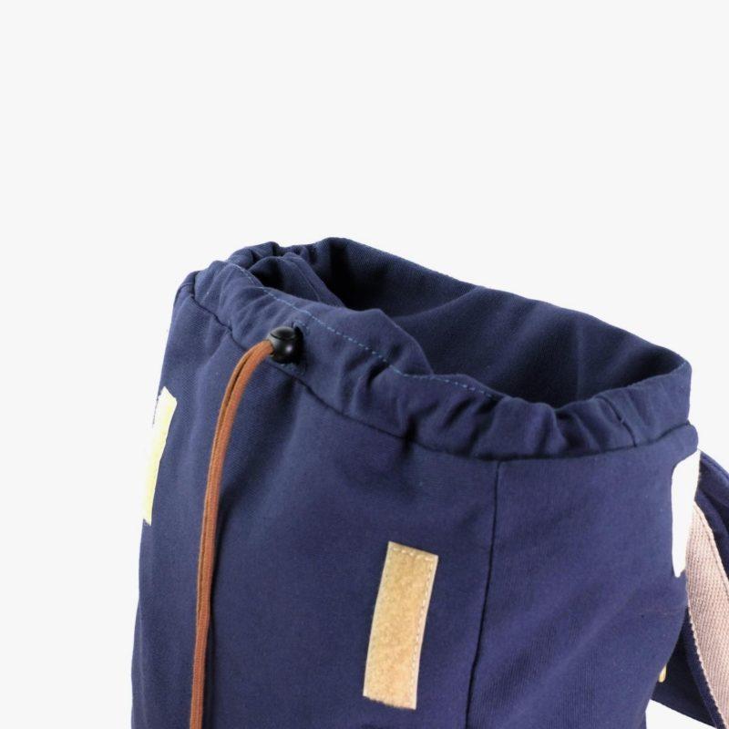 vegane rucksäcke blau nachhaltig