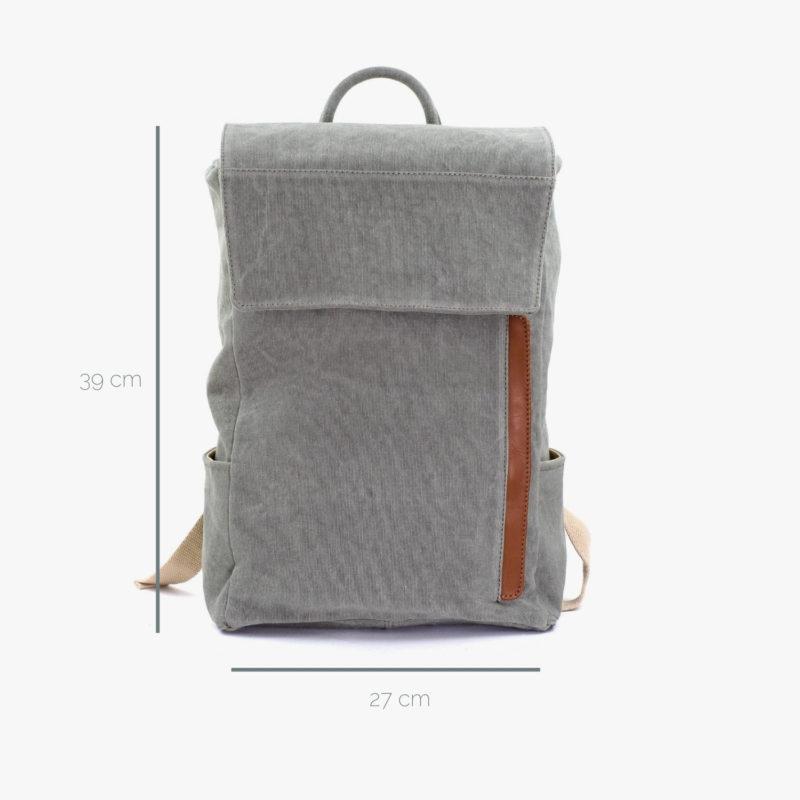 rucksack bio baumwolle